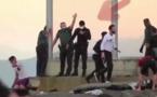 فيديو يفضح تورط السلطات الإسبانية في تشجيع ومساعدة المهاجرين دخول سبتة المحتلة