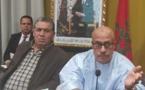 خلال افتتاح أشغال اجتماعات المجلس الإداري  للتعاضدية العامة واللجن المنبثقة عنه باكادير