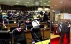بالفيديو: أعضاء البرلمان الإفريقي يطردون الجزائري جمال بوراس من القاعة