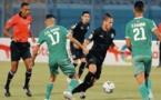 الرجاء ينهي ذهاب نصف نهائي كأس الكنفدرالية الإفريقية أمام بيراميدس المصري بلا غالب ولا مغلوب