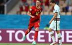 بلجيكا تخرج البرتغال بطل النسخة السابقة من منافسات كأس أمم أوروبا