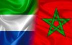 تدشين سفارة جمهورية سيراليون بالرباط