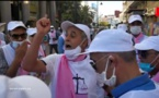 بالفيديو: حضور قوي لمناضلات ومناضلي حزب الاستقلال بشوارع العرائش