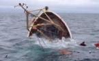 البحث عن بحارة مفقودين بعد غرق مركبهم بسواحل الداخلة