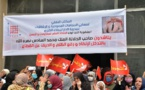 كانوا يعتزمون تنظيم وقفات احتجاجية وخوض اعتصام مفتوح ضد قرار استمرار الإغلاق