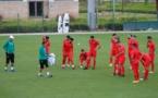 أشبال عموتة يخوضون مباريات ودية أمام منتخبات عربية