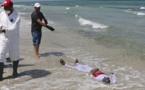 شاطئ بوسكور بالحسيمة يلفظ جثة ضحية للهجرة السرية