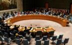 مجلس الأمن يدعو إلى استئناف المسلسل السياسي في أقرب الآجال الممكنة