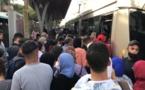 استمرار أزمة النقل بين سلا والرباط وسط غياب حلول ناجعة